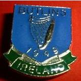 Reproduction 1949 Mosney Badge